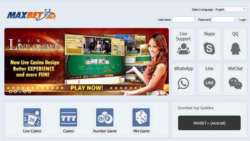 website judi online maxbet